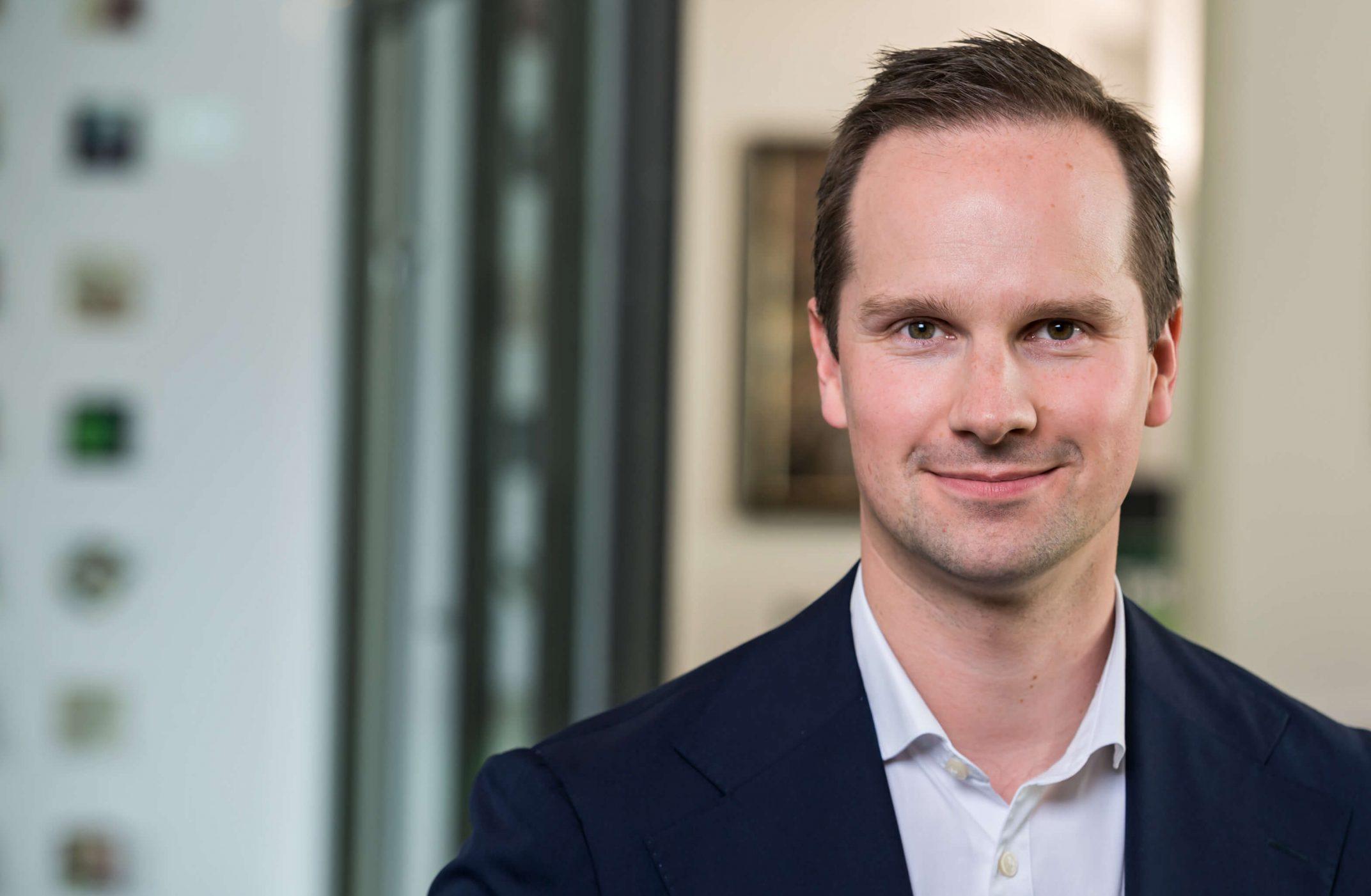 Mark Nitschke, Geschäftsführer der TMS Agentur und Country Head von SSI