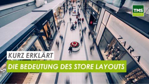 Ein Thumbnail, das ein Einkaufszentrum mit verschiedenen Stores zeigt